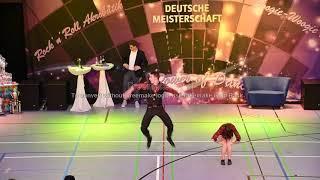 Vanessa Gottschall & Christian Lehr - Deutsche Meisterschaft 2019