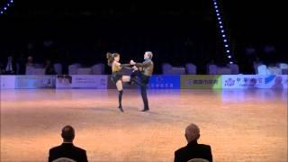 Kristyna Dryakova & Tomas Prediger - World Dance Sport Games 2013