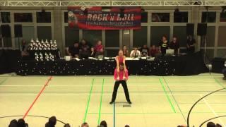 Nicole Kalb - Alexander Kapsalis - 30. Herbstmeisterschaft 2014