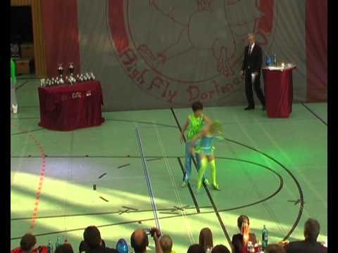 Lucy Wiedemaier & Oliver Kurzaj - High Fly Cup 2011