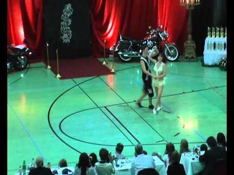 Charline Dahms & Tim Ludwig - Norddeutsche Meisterschaft 2011