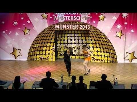 Luca Knies & Christian Langer - Norddeutsche Meisterschaft 2013