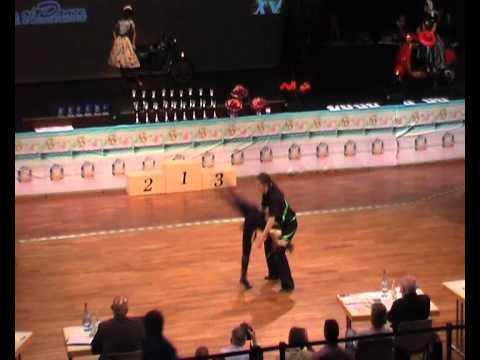 Kia Paasch & Jonas vom Orde - Süddeutsche Meisterschaft 2011